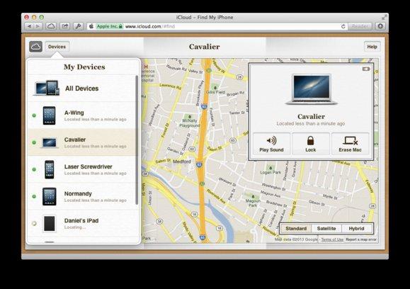 Find My Mac Exploit